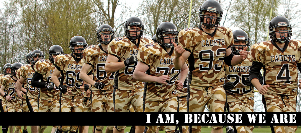 I am, because we are banner